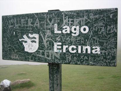 LAGO ERCINA