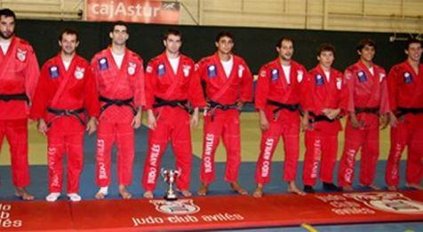 El Judo Club Avilés