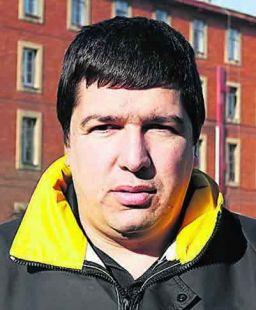 Roberto García, Coordinador