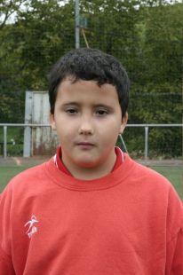 Alejandro 3ª alevín