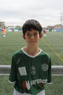 Alvaro 3ª cadete