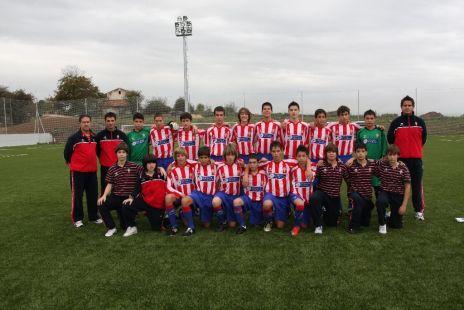 Sporting de Gijón 1ª infantil