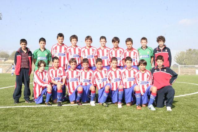 Sporting de Gijón 1ª infantil B