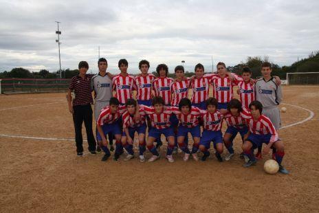 Sporting de Gijón 2ª cadete B