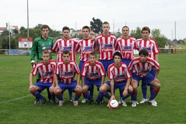 Sporting de Gijón División de Honor Juvenil