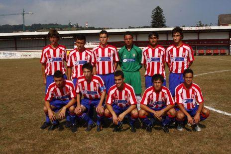 Sporting de Gijón Liga Nacional Juvenil