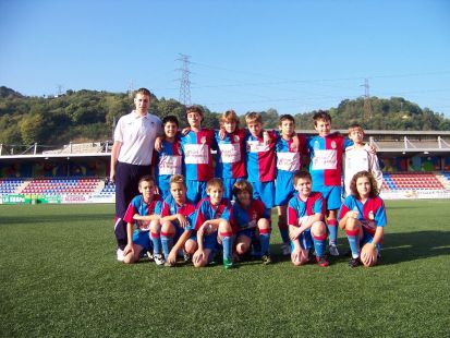 UP LANGREO 3ª infantil