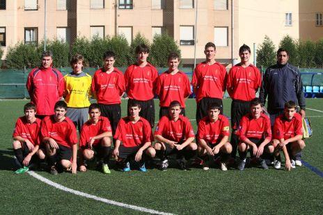 Valdés Atlético 2ª juvenil