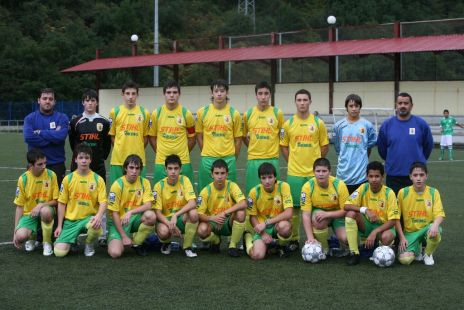 Valdés Atlético 3ª cadete