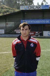 Adrian - entrenador 3ª infantil