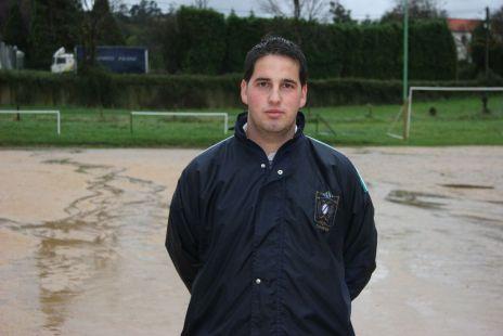 Adrian Suarez - entrenador 3 cadete