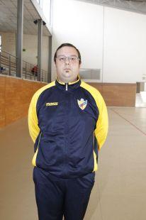 Aladino Arduengo - entrenador 2 benjamin