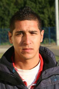 Alejandro Diaz - entrenador 3 cadete