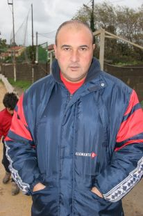 Alvaro J. Enriquez - entrenador
