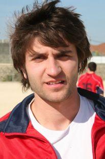 Andres Rodriguez - entrenador 3 cadete