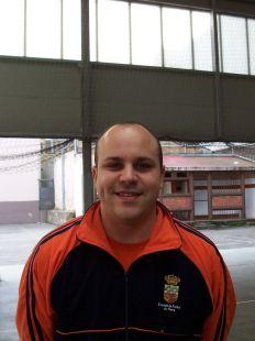 Angel Diez - entrenador 3 benjamin