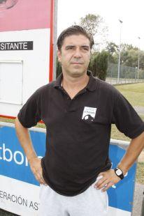 Arturo - entrenador 2ª cadete