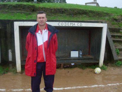 Aurelio - entrenador 3 infantil
