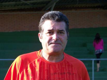 Baldomero Alvarez - entrenador 2 alevin