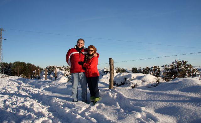 invierno en Boal