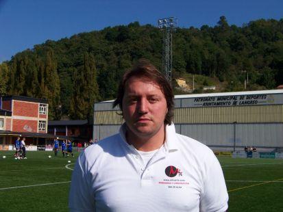 Daniel Me - entrenador 1 cadete