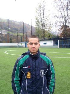 Daniel Pedron - entrenador  2ª infantil