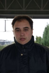 David Aranda - entrenador 2 benjamin