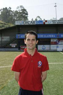 David Jardon - entrenador 2ª juvenil