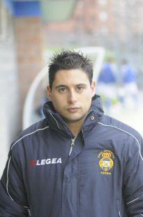 Diego Suarez - entrenador 3 juvenil