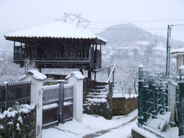Enero de Nieves