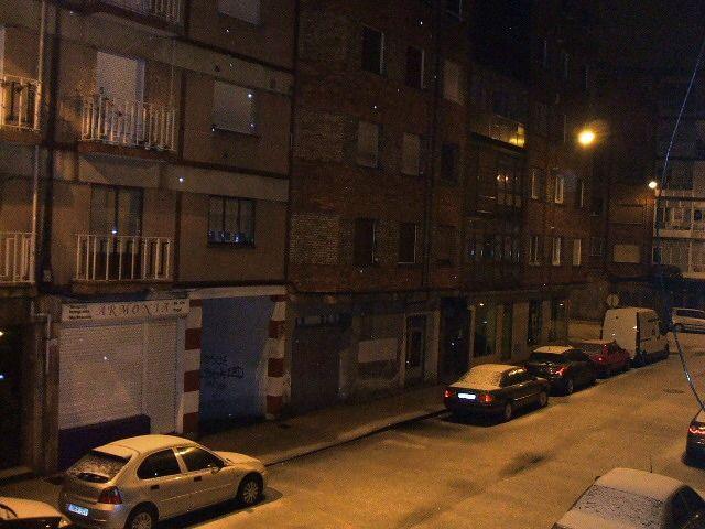 Nevada en Gijón .Calle Alarcón (3)