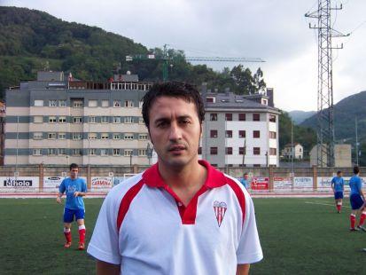 Efren Diaz - entrenador 1ª juvenil