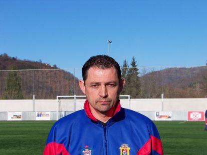 Enrique Kike Suarez - Entrenador 3 Cadete