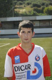 Esteban - entrenador minibenjamín