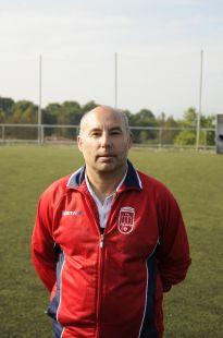 Felipe - entrenador 3ª cadete