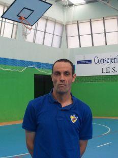 Fermin Diaz - entrenador - prebenjamin