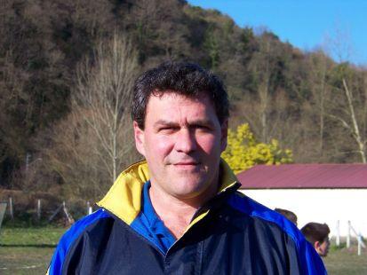 Florentino Alvarez - entrenador alevin