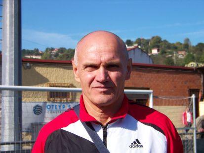 Francisco Cires - Entrenador 3 Cadete