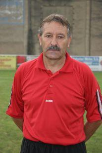 Isidro - entrenador 2 cadete