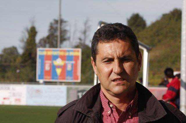 Javier Quiros - entrenador 1 juvenil