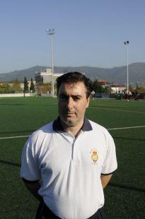 Jesus Vizuete Gonzalez - entrenador 3 alevin