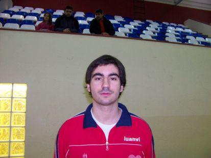 Jonathan Hernández - entrenador prebenjamín