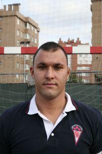 Joni Vega - entrenador 3ª infantil