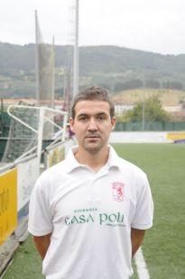Jorge Martino - entrenador 2ª cadete