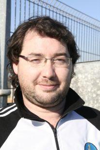 Jorge Villa - entrenador 3 benjamin