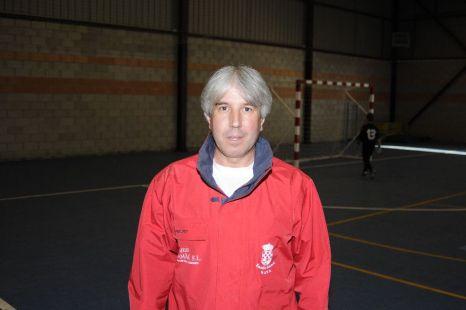 Jose Amos - entrenador 2 infantil