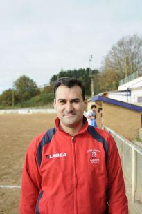 Jose Angel Rey - entrenador 3ª juvenil