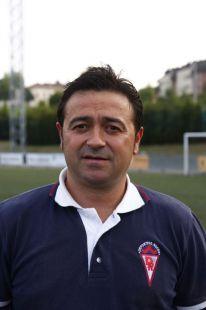 Jose Aure - entrenador 3ª alevín