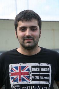 Jose Carlos - Entrenador 3 Cadete