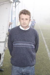 Jose Carlos López - entrenador 2ª cadete